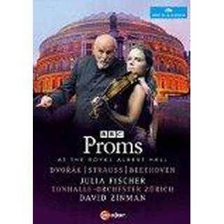 Proms At Royal Albert Hall [Julia Fischer; Tonhalle-Orchester Zürich,David Zinman] [C MAJOR ENTERTAINMENT: DVD]